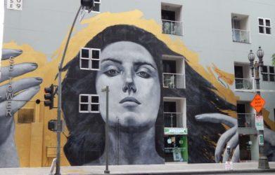 Robert Vargas' art captures and enhances the streetscape