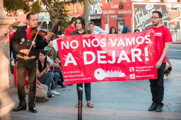 BH Youth Radio Project: In Boyle Heights, even artists fight against evictions
