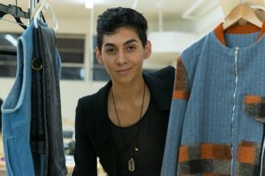 El Sereno designer creates bold clothes that honor LGBT community
