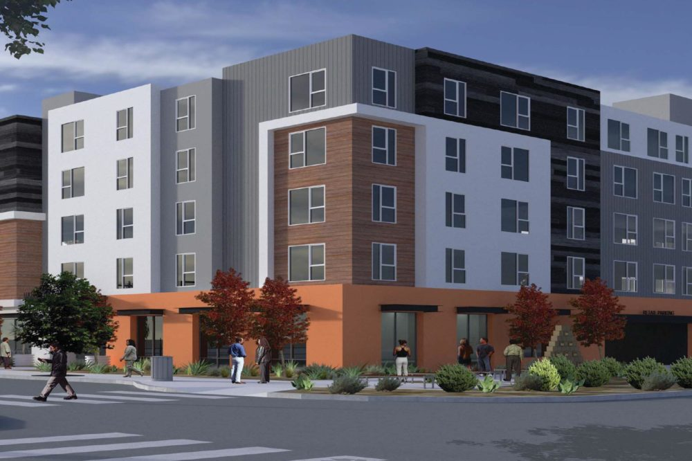 Metro green lights two new affordable housing developments in Boyle Heights