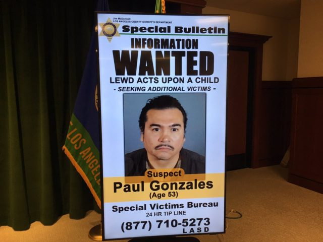 Former Eastside hero Paul González arrested for alleged lewd acts on a child
