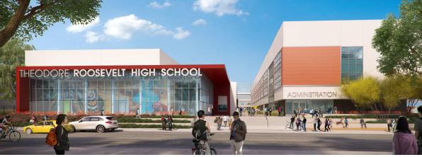 LAUSD seeks community input on $173-million Roosevelt High School renovation
