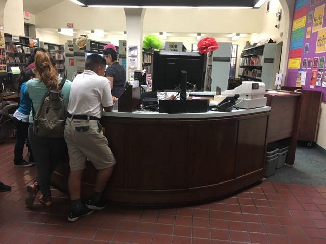 Libraries in Boyle Heights reinvent themselves in the digital age