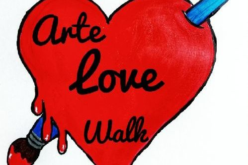 Inaugural 'Arte Love Walk' comes to Boyle Heights