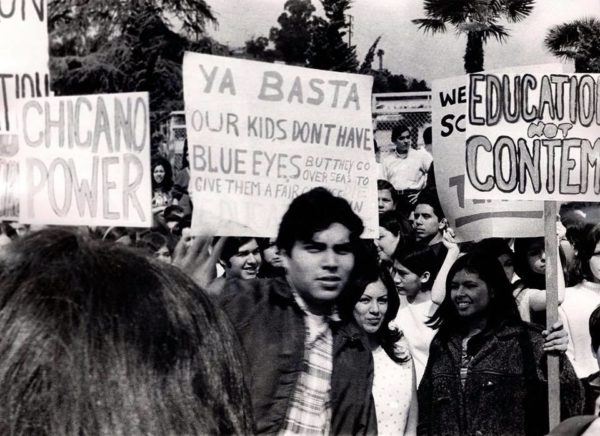 Cal State LA marks 50th anniversary of East L.A. Walkouts