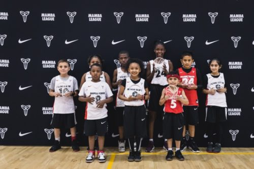 Ramona Gardens Boys and Girls Club kids play in Mamba League finals