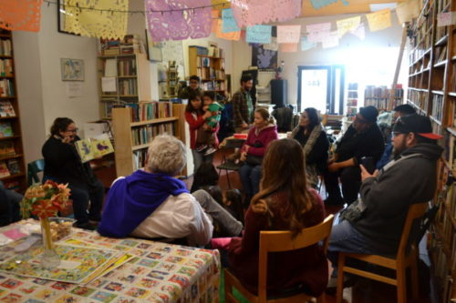 Kids find new adventures, make friends, at Libros Schmibros' Storytelling Hour
