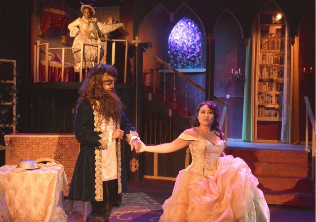 'Beauty and the Beast' is pure fun back at Casa 0101