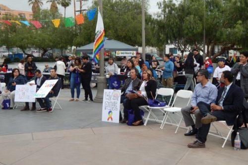 Unconditional Love Rally to be held at Plaza de la Raza