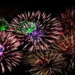 Hollenbeck fireworks show on Saturday