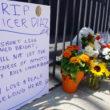 City pays tribute to slain officer Juan José Díaz